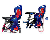 Дитяче велокрісло TILLY Maxi T-831/1 Blue, до 22 кг
