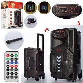 Портативная колонка 12дюйм Bluetooth,TF,USB,MP3,FM