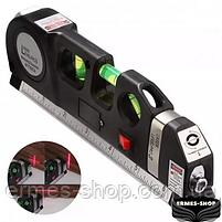 Лазерный уровень со встроенной рулеткой Fixit Laser Level Pro 3, фото 5