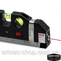 Лазерний рівень з вбудованою рулеткою Fixit Laser Level Pro 3, фото 2