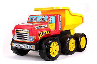 Іграшка Технок  Великий самоскид 2 види 4203