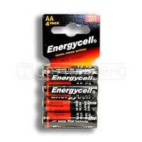 Батарейка Energycell R6 солевая, AA