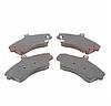 Колодки тормозные передние (T11FL/E5/ тип 6AF) Chery Tiggo Т11FL / Чери Тигго Т11FL T11-3501080AC