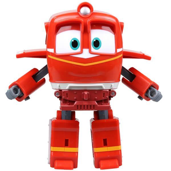 Альф Роботи Поїзда іграшка трансформер, 10 см, Silverlit (Оригінал)
