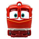 Альф Роботи Поїзда іграшка трансформер, 10 см, Silverlit (Оригінал), фото 5