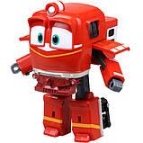 Альф Роботи Поїзда іграшка трансформер, 10 см, Silverlit (Оригінал), фото 6