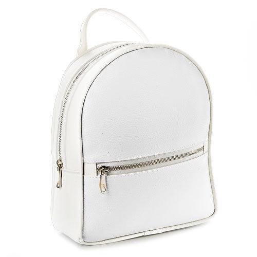 Городской женский рюкзак (белый)