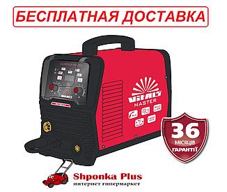 Сварочный полуавтомат/ инвертор для алюминия MMA / MIG-MAG / TIG LIF, 180А, Латвия, Vitals Master MIG 1800 ALU
