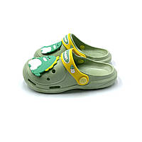Детские кроксы для мальчиков 25р-15.5см;