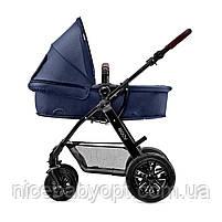 Универсальная коляска 3 в 1 Kinderkraft Moov Navy, фото 5