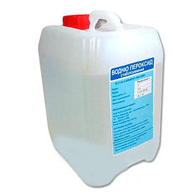 Пероксид водню медичний 35%, 5кг (оригінал, сертифікат якості)