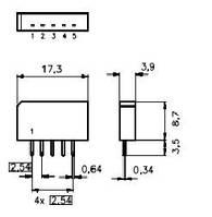 B39389-K3953-M100 (ПАВ фильтр)
