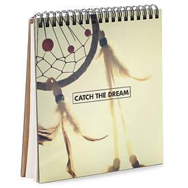 Блокнот Sketchbook (квадрат.) Catch the dream