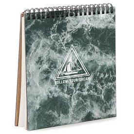 Блокнот Sketchbook (квадрат.) Follow your dream