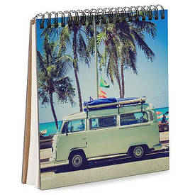 Блокнот Sketchbook (квадрат.) Travel