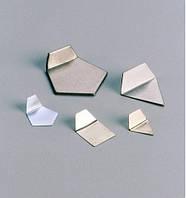Разновес класса М1 из нержавеющей стали (1, 2, 5, 10, 20, 50, 100, 200, 500 мг на выбор)