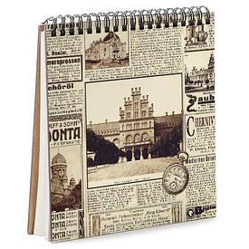 Блокнот Sketchbook (квадрат.)