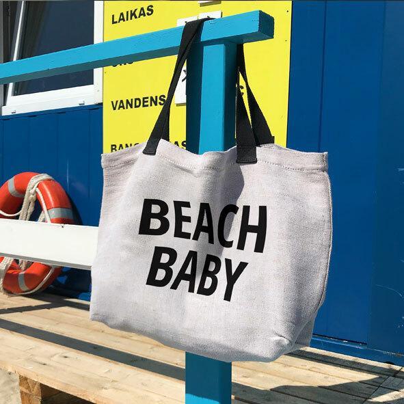 Пляжная сумка Beach Baby
