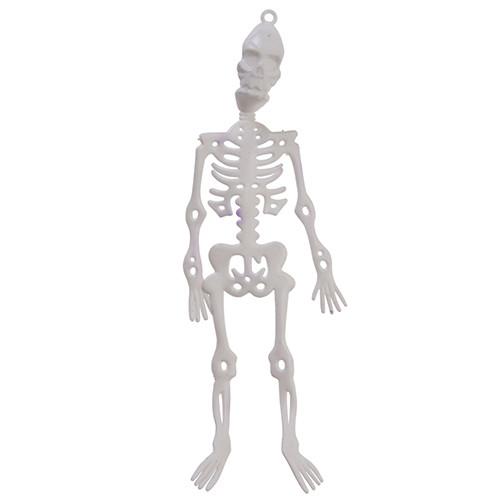 Декоративная подвеска Скелет, 24 см., 2 шт