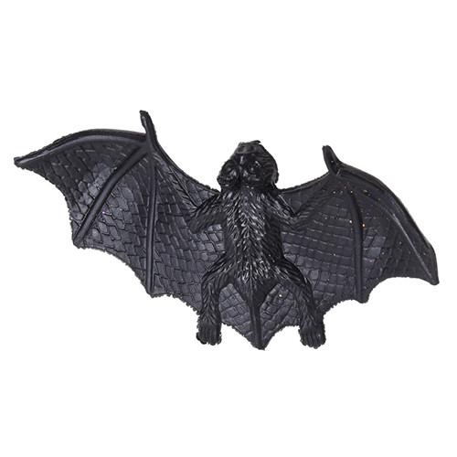 Набір кажанів (чорні, 6 шт)