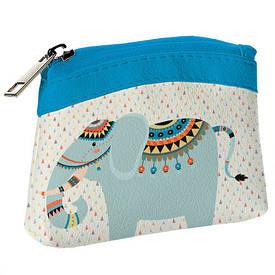 Дитячий гаманець KID Слон-індіанець