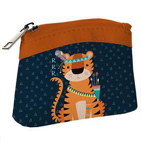 Дитячий гаманець KID Тигр індіанець