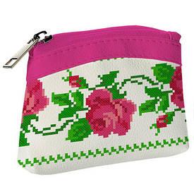 Дитячий гаманець KID Вишивка Троянди
