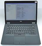 "Dell Latitude e7470 14"" i5-6300U/4GB DDR4/IPS/120GB SSD #1520, фото 2"
