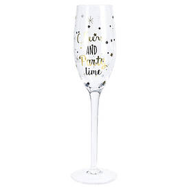 Бокал для шампанского Party time
