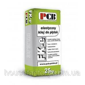 """Клейовий розчин класу С2 TE S1 для """"теплої підлоги"""" PCB FK-e 25 кг"""