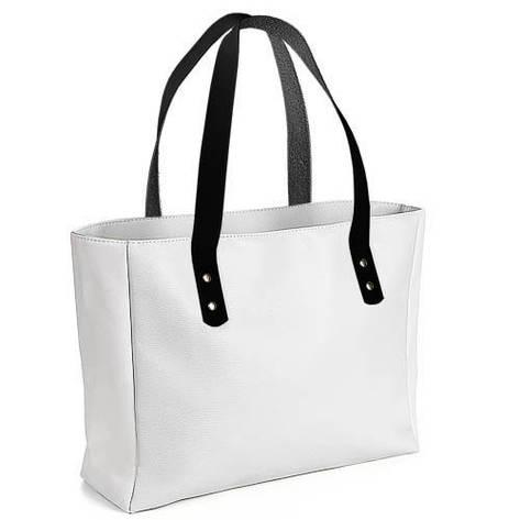 Сумка Phibie, колір білий, фото 2
