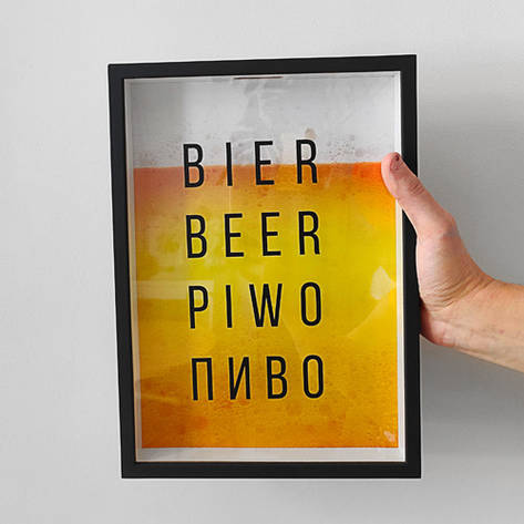 Копилка для крышек от пива Bier, фото 2