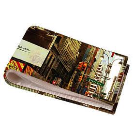 Візитниця для пластикових карт Broadway New York