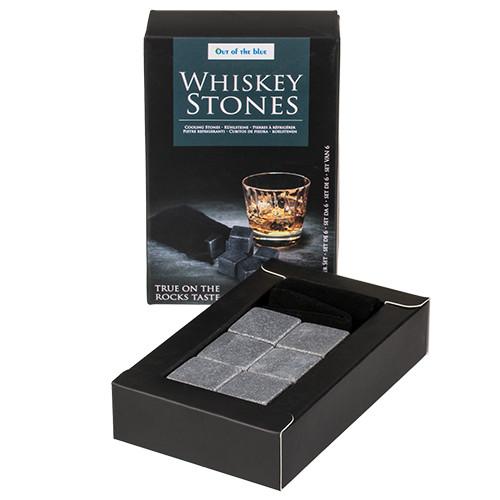 Камені охолоджуючі для віскі (набір 6 шт)