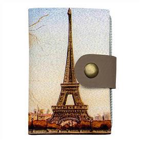 Кредитница на кнопке Париж