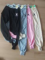 """Спортивні штани підліткові DISNEY на дівчинку 11-16 років (4кол) """"WHITE"""" купити оптом в Одесі на 7 км"""