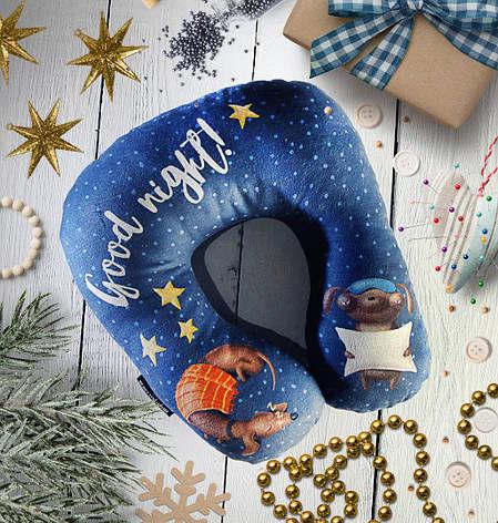 Дорожная подушка Good night!, фото 2