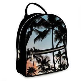 Міський жіночий рюкзак Пальми