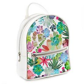 Міський жіночий рюкзак Тропіки