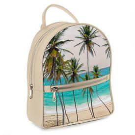 Рюкзак міський жіночий Пляж