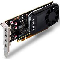 Видеокарта QUADRO P1000 4096MB PNY (VCQP1000V2-SB)