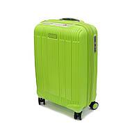 Пластиковый большой чемодан Airtex Jupiter 637 салатовый, фото 1