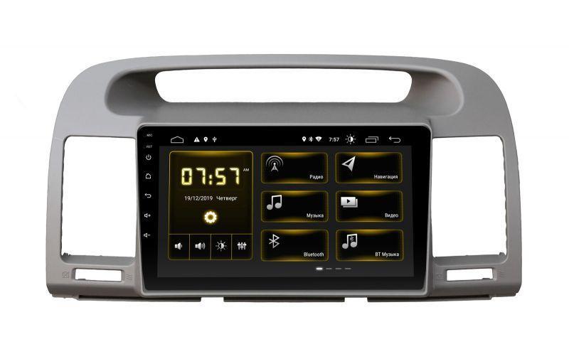 INCar Штатная магнитола Incar DTA-2250 для Toyota Camry 2001-2006