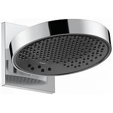 Верхний душ Hansgrohe Rainfinity 250 3jet с настенным держателем, хром (26232000)