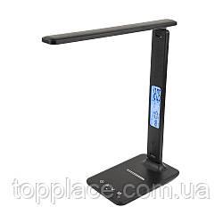 Настольная лампа c аккумулятором Lightrich TC26, Black