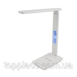 Настольная лампа c аккумулятором Lightrich TC26, White
