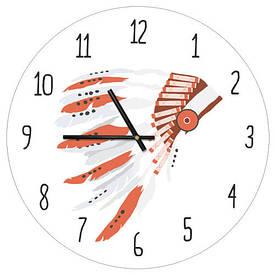 Часы настенные круглые, 36 см Роуч