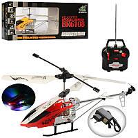 Вертолетна радиоуправлении BR6108, аккум, 36см, свет