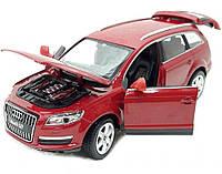 Металева Машинка Audi Q7, фото 1