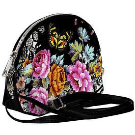 Маленькая женская сумочка Coquette Цветы